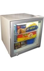 DELLWARE DW-SD50 Mini Glass Door Freezer...