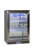 RHINO GSP1H-840-SS Outdoor Glass Door Bar Fridg...