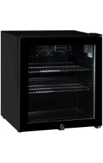 SCHMICK HUS-SC50AB Glass Door Mini Bar Fridge w...