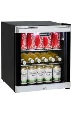 SCHMICK HUS-SC50B Tropical Glass Door Mini Bar ...