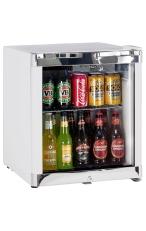 SCHMICK HUS-SC50W Tropical Glass Door Mini Bar ...