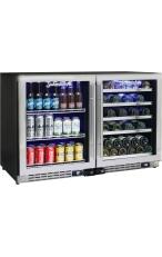 SCHMICK JC132-COMBO Underbench Beer & Wine ...