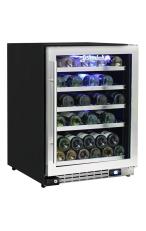 SCHMICK JC132W Triple Glazed Glass Display Wine...