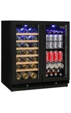 SCHMICK JC165B Dual Zone Wine & Beer Bar Fr...