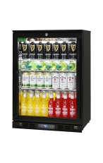 RHINO SG1L-B Commercial Glass Door Bar Fridge...