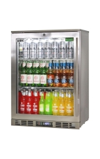 RHINO SG1L-HD Commercial Glass Door Bar Fridge...