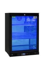 RHINO SG1L-NC Commercial Glass Door Bar Fridge...