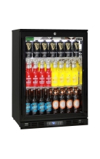 RHINO SG1R-BQ Commercial Glass Door Bar Fridge...