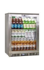 RHINO SG1R-HD Commercial Glass Door Bar Fridge...