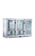 RHINO SG3H-HD 3 Door Commercial Glass Display B...