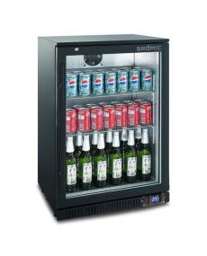 Bromic BB0120GD-NR Back Bar Glass Door Display Chiller 118L