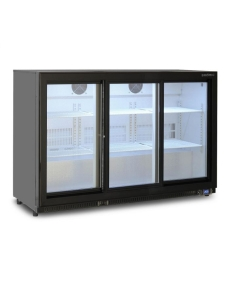 Bromic BB0330GDS-NR Back Bar Glass Door Display Chiller 307L Sliding Door